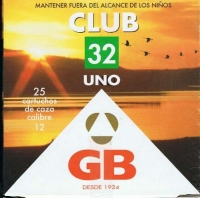 cartuchos gb club 1